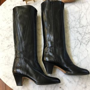 BALLY Italian Leather Boots